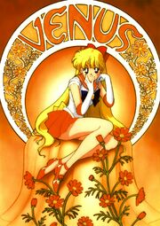 Sailor Venus 3