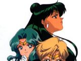 Outer Sailor Guardians