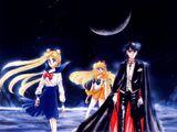 Act 8: Minako - Sailor V