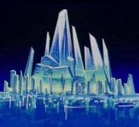 Crystal Palace anime