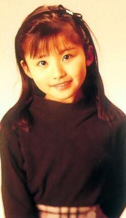 Młoda Rika Kawai