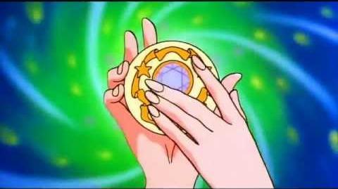 Por el Poder del Cristal Lunar (Español Latino)