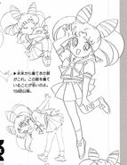 Chibiusa Usual Uniform Settei