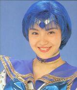 Ayako Morino as Sailor Mercury