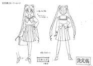 Usagi Anime Design 1