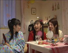 Usagi, Ami, Rei PGSM - act5