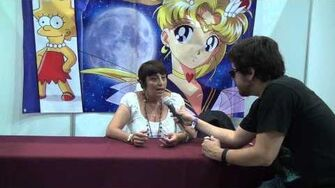 Entrevista a Patricia Acevedo voz de Sailor Moon