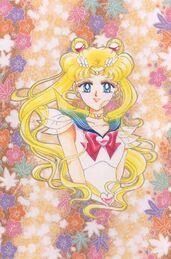 Usagi Tsukino sau Sailor Moon