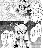 Sailor V i Mikrofon Wenus