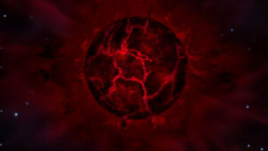 Planeta Nemesis Crystal