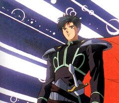 Anime prince endymion