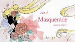 SMC; Act-4 Masquerade Dance Party Ep-Title Card