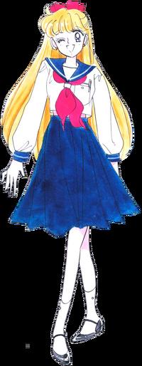 Minako Aino - Manga