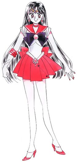 Sailor Mars (MatCol)
