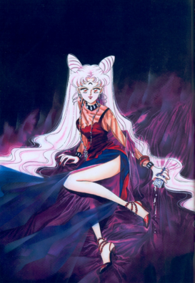 Black Lady Mangá Infobox