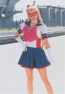 Sailor V PGSM
