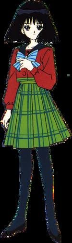 Hotaru Tomoe - Anime