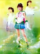 Makoto and Sailor Jupiter 2004 PGSM Calendar