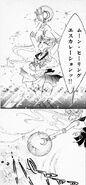 Moon Healing Escalation (original manga)