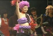 Tsukiko Tamura - Hawk Eye