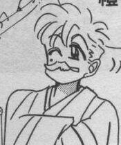 Rei Grandpa Manga