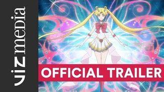 Sailor Moon Crystal Season 3 - Official Extended English Trailer