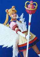 Hotaru Nomoto - Eternal Sailor Moon (Final)