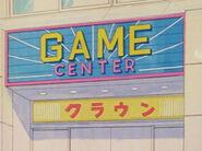 Game Center Crown (90s anime)