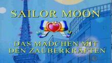 Sailor Moon German intro