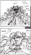 Queen Nehellenia Sketch 2