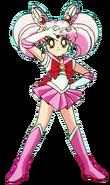 Chibi Moon's final pose (1994)