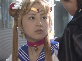 Sailor Moon, Tuxedo Mask PGSM - act24