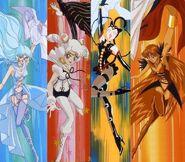 Galaxia Animamates Sailor Senshi