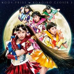 Moon Pride Cover (CD)