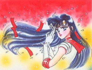 Rei Hino sau Sailor Marte