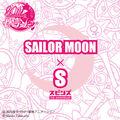 Sailor Moon x Spinns Collab