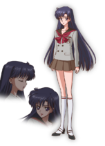 Rei Hino (Sailor Moon Crystal)