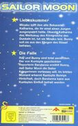 Sailor Moon Vol. 4 - German VHS Back