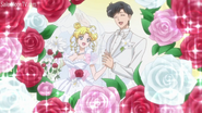 Ślubny sen Usagi SMC - act27