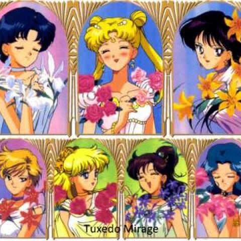 Recolección de las escenas de las princesas.