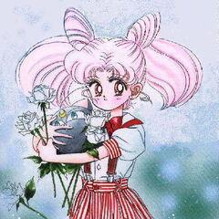 Rini en el Manga