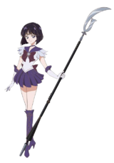 Sailor Saturn (Crystal)