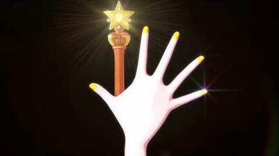 Venus Star Power Make Up! (Sailor Moon Crystal)
