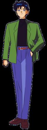 Mamoru Chiba - Anime
