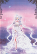 Princess Serenity Mangá Infobox
