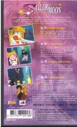 Sailor Moon Vol. 14 - French VHS Back