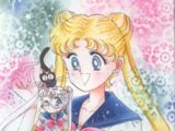 Usagi Tsukino sau Sailor Moon