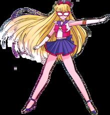 Minako Aino Sailor V - Anime