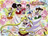 Sailor Moon Sailor Stars Box 2 (Italian DVD)