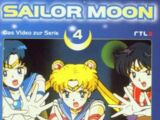 Sailor Moon - The Video to the Series 4